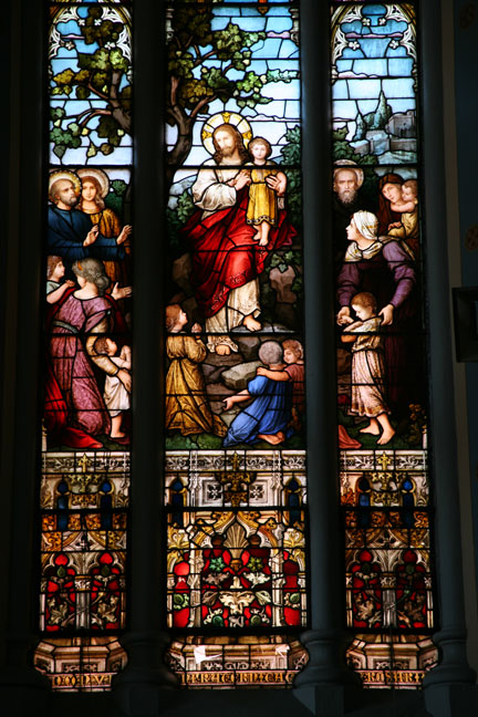 What Should Religious Stained Glass Look Like in the 21st. Century?