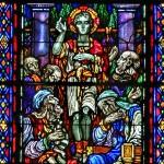 Christ ad the Doctors by Paula Balano
